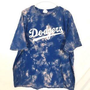 Dodgers Tiedye T-shirt